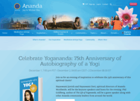 onlinewithananda.org