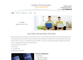 onlineworkindia.net