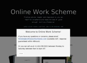 onlineworkscheme.com