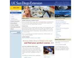 onlinex.ucsd.edu