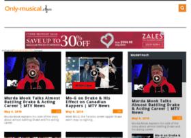 only-musical.com
