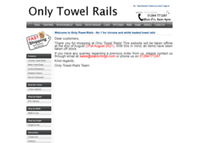 only-towel-rails.co.uk