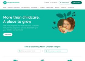 onlyaboutchildren.com.au