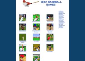 onlybaseballgames.com