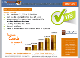 onlybridgingloans.co.uk