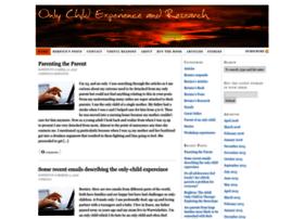 onlychild.org.uk