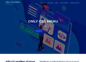 Onlycssmenu.com