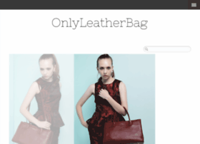 onlyleatherbag.com