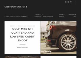onlylowsociety.com