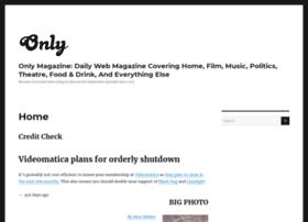 onlymagazine.net
