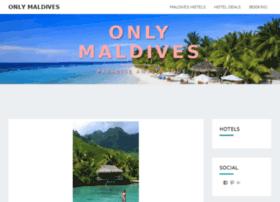 onlymaldives.com