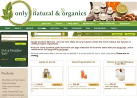 onlynaturalorganics.com.au