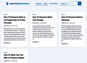 onlypressurewashers.com