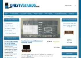 onlytvstands.co.uk