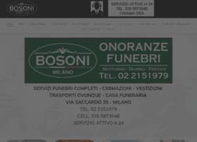 onoranzebosoni.com