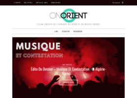 onorient.com