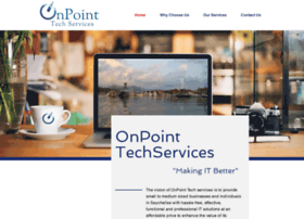 onpointtechservices.com