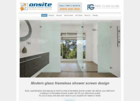 onsiteglass.com.au