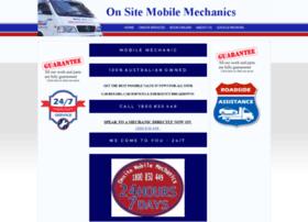 onsitemobilemechanics.com.au