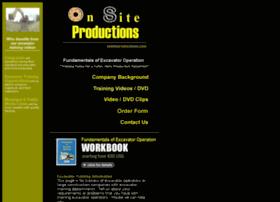 onsiteproductions.com