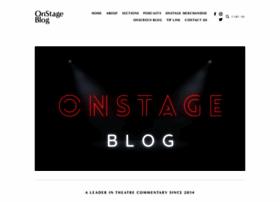 onstageblog.com