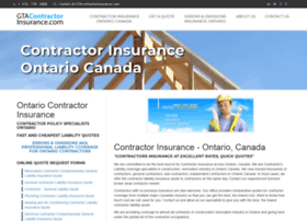 ontariocontractorinsurance.com