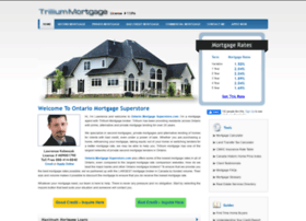ontariomortgagesuperstore.com