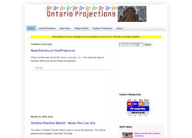 ontarioprojections.blogspot.ca