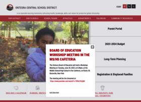 onteora.schoolwires.com