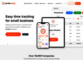 ontheclock.com