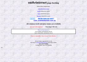 ontheinternet.com.au