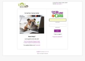 ontheruncaninecenter.dogbizpro.com
