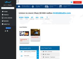 onwebradio.com