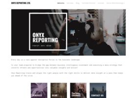 onyxreporting.com