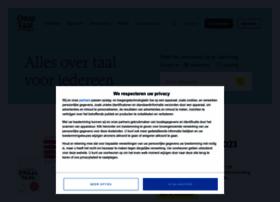 onzetaal.nl