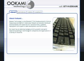 ookamitechnology.com
