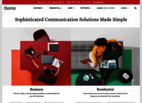 ooma.com