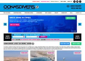 oonasdivers.com