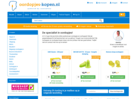 oordopjes-kopen.nl