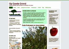 op-goede-grond.nl