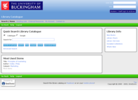 opac.buckingham.ac.uk