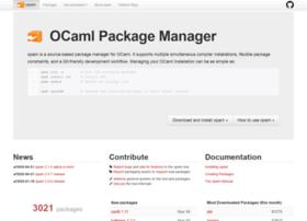 opam.ocaml.org
