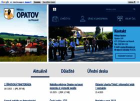opatov.cz