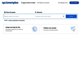 opcionempleo.com.ar