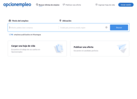 opcionempleo.com.ni