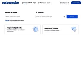 opcionempleo.com.pe