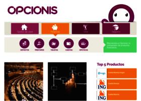 opcionis.com