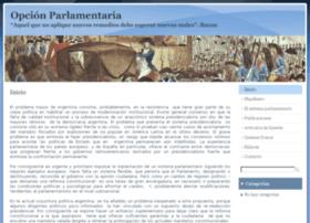 opcionparlamentaria.org