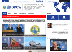 opcw.unmissions.org