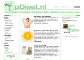 opdieet.nl